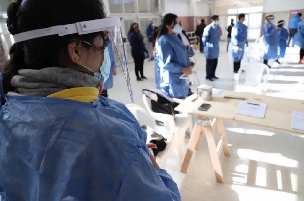En Comodoro se confirmaron 140 nuevos casos de coronavirus y cuatro