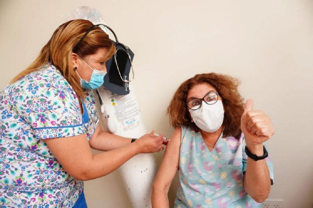 Hasta el día viernes en la provincia del Chubut se habían aplicado 174.448 dosis de vacunas contra el coronavirus.