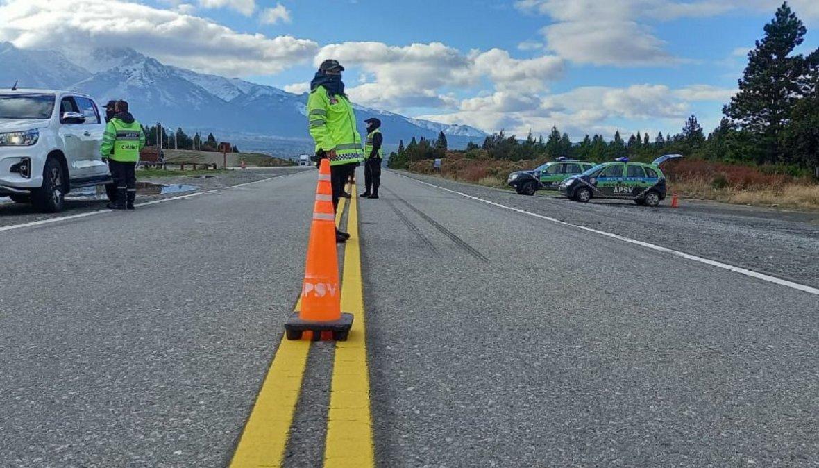 La APSV retiró de la vía pública a 214 conductores durante el mes de mayo