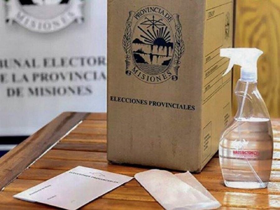 Elecciones en Misiones: En plena Segunda Ola de COVID