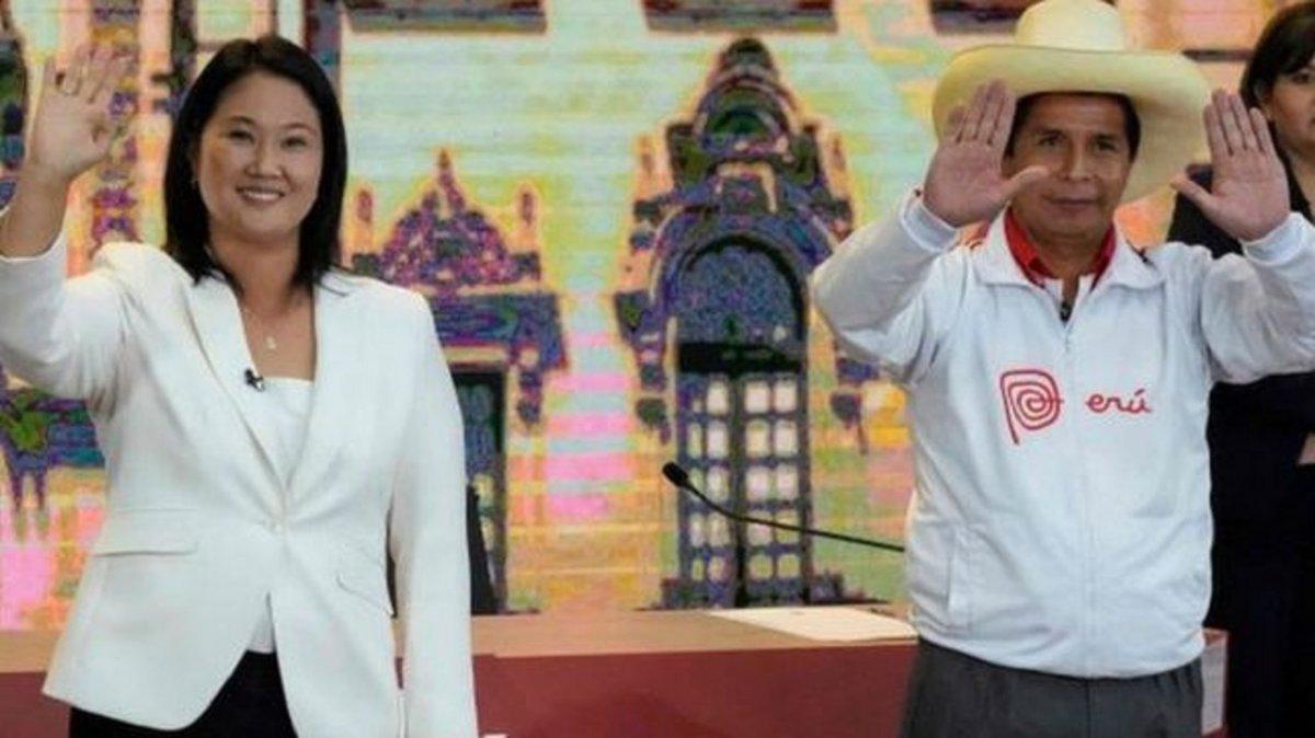 El conteo rápido confirma una leve ventaja para Keiko Fujimori