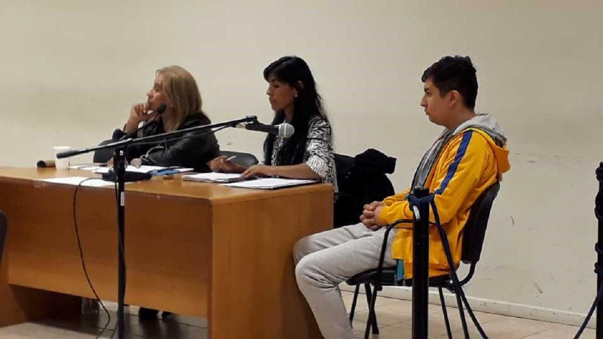Declaran penalmente responsables a Bustamante y Muñoz por el homicidio de Alexis Cueva. Foto: Ministerio Público Fiscal de la Provincia del Chubut