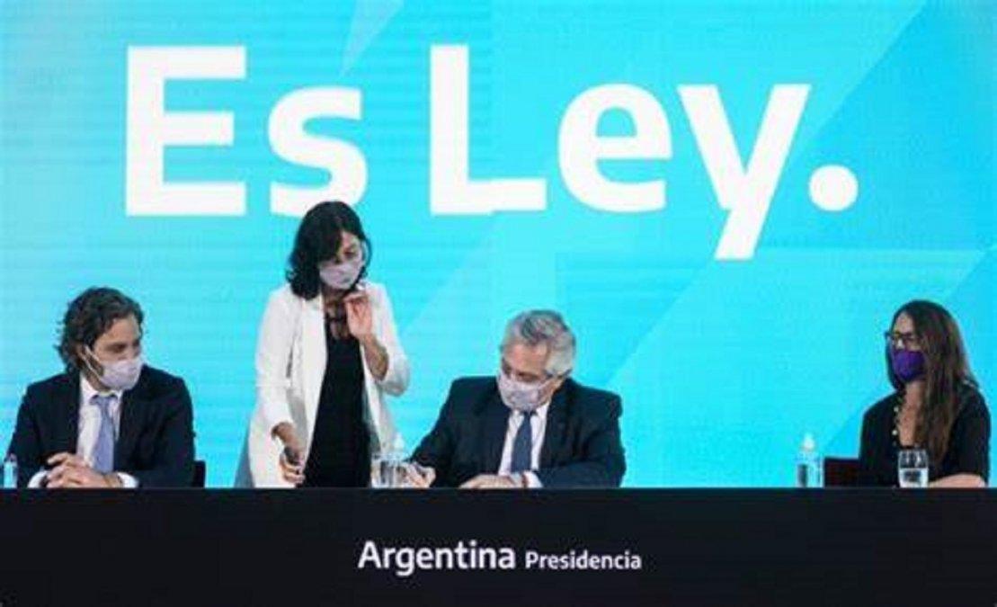 El Estado Nacional apelará el fallo del juez de Mar del Plata que ordenó suspender la Ley IVE.
