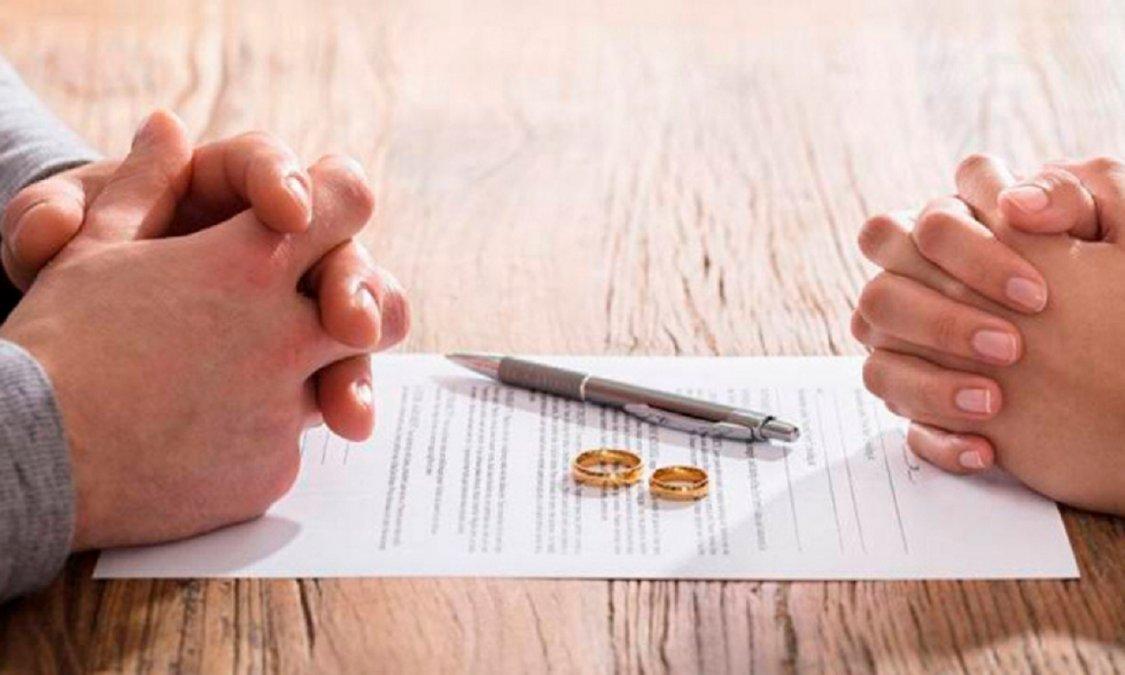 Cumple 34 años la ley de divorcio vincular.