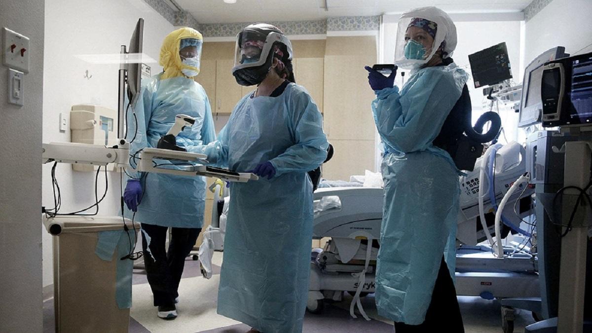 Argentina superó las 4 millones de personas contagiadas de coronavirus.