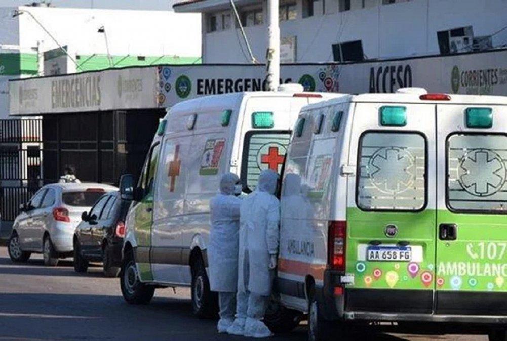 Corrientes se encuentra colapsada por contagios y muertes por coronavirus.
