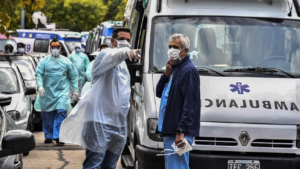 Coronavirus en Argentina: Reportaron 27.628 nuevos casos de coronavirus y 669 muertes en las últimas 24 horas.