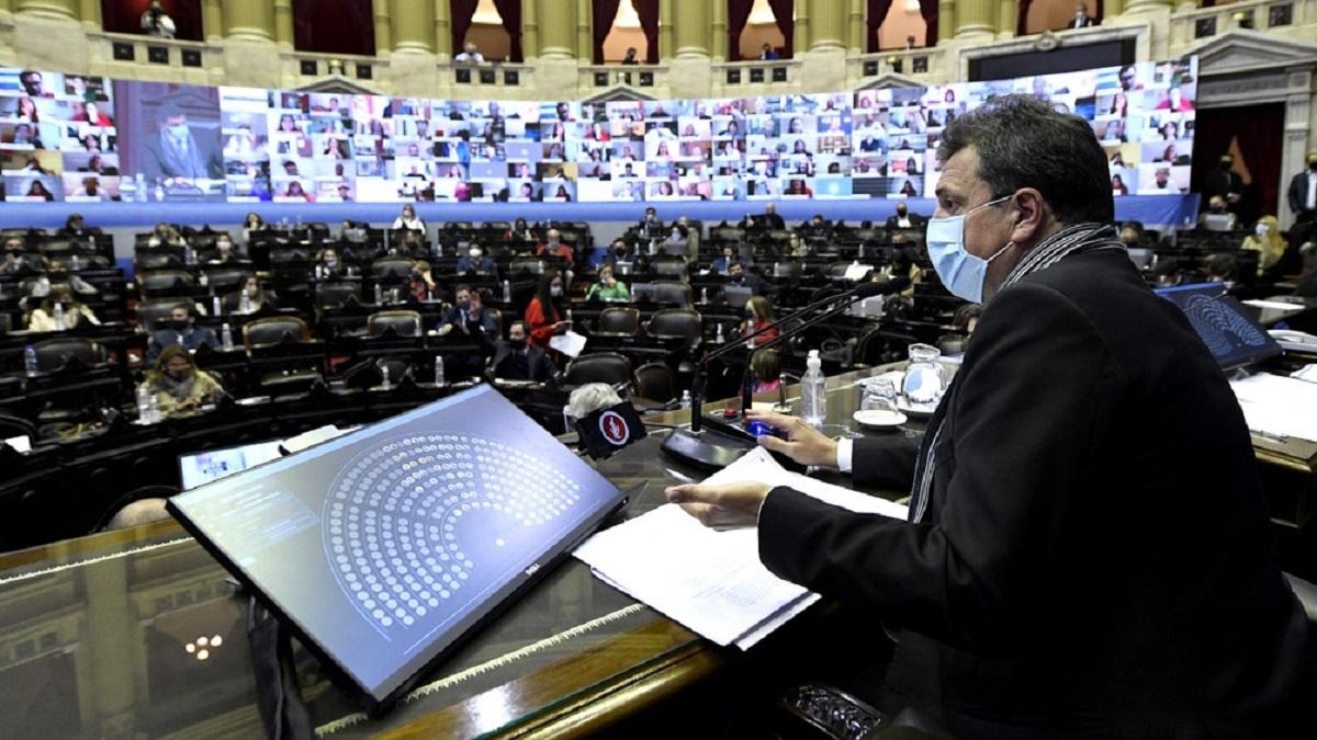 El proyecto de Consenso Fiscal se convirtió en Ley.