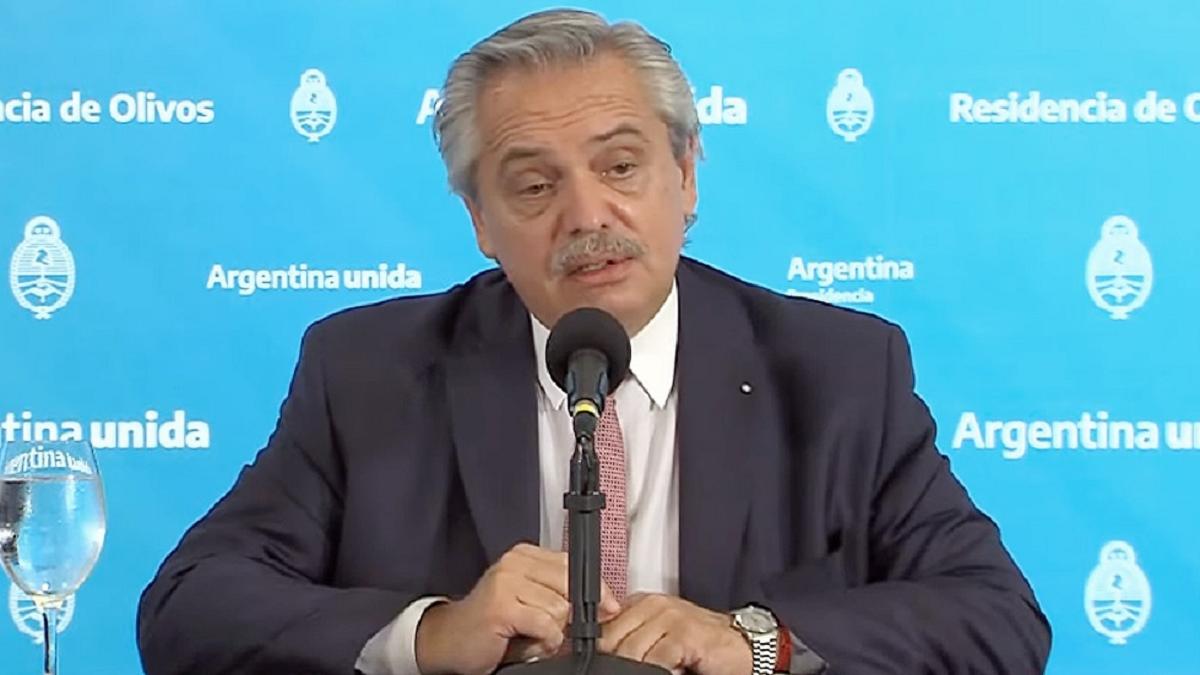 El Presidente Alberto Fernández envió una carta a la titular del INADI