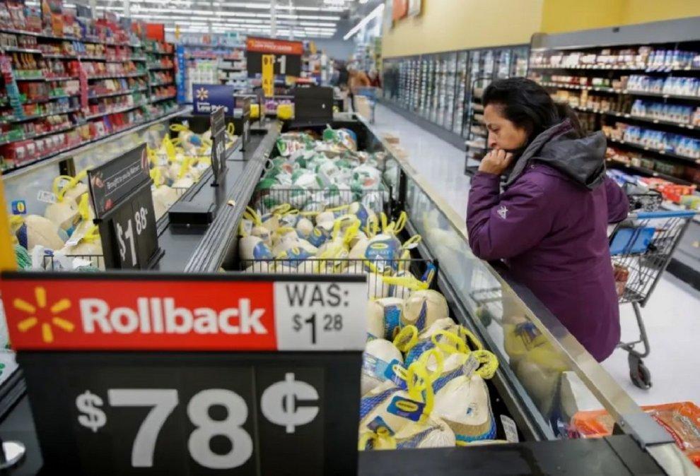Estados Unidos tuvo 5% de inflación anual
