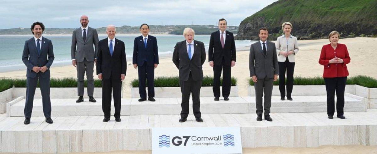 La cumbre del G7 donará 1.000 millones de vacunas a países pobres