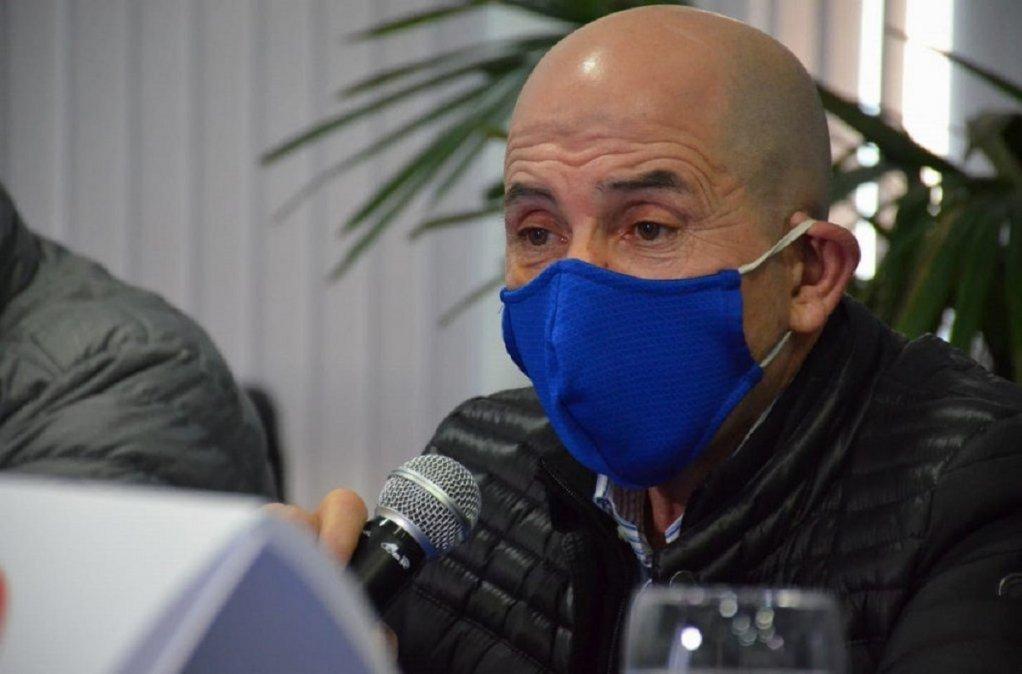 Llugdar remarcó la importancia del Plan de Vacunación en Chubut.