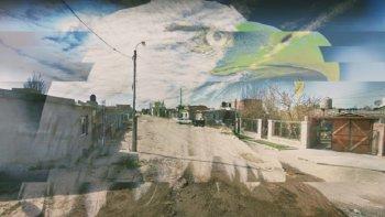 Barrio INTA, Trelew.