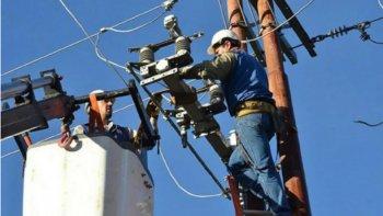 Corte de energía este viernes en varios barrios de Comodoro