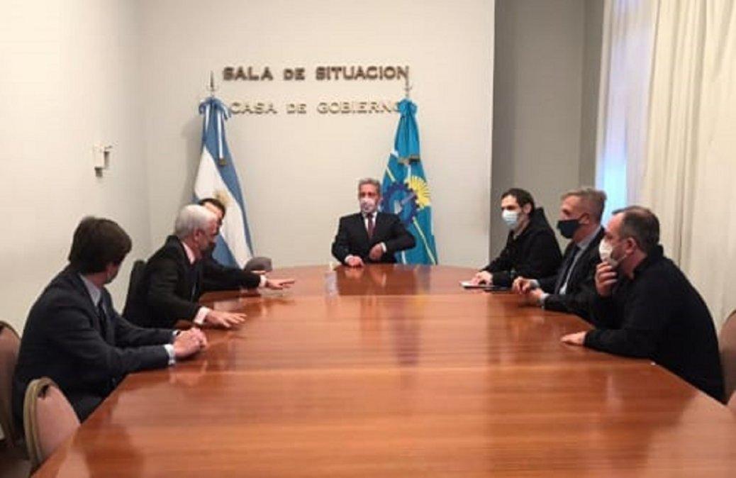 El mandatario confirmó la promulgación de la ley sancionada por la legislatura del Chubut.