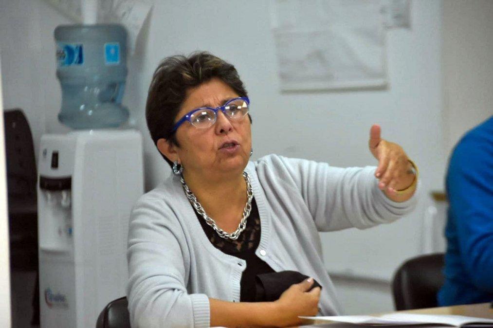 Viviana Navarro (FdT)
