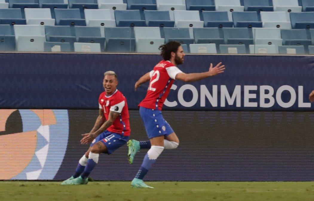 El único gol del partido lo hizoBen Brereton.