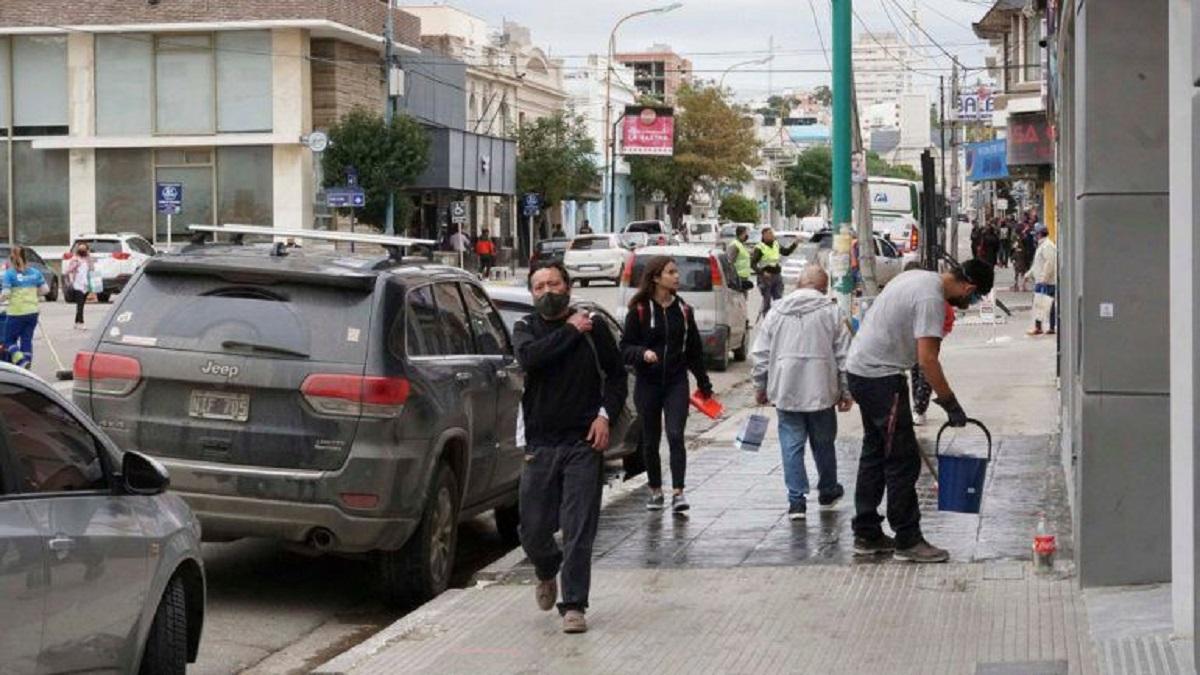 La cantidad de fallecidos en Chubut ascendió a1.229.