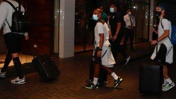 Seguridad de la Selección de Uruguay fue detenido por acoso