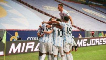 Argentina vs. Paraguay: ¿A que hora es y dónde se podrá ver?