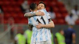 altText(Argentina derrotó a Paraguay y acaricia la clasificación)}