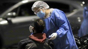 Coronavirus en Argentina: 27.319 nuevos casos y 706 muertes