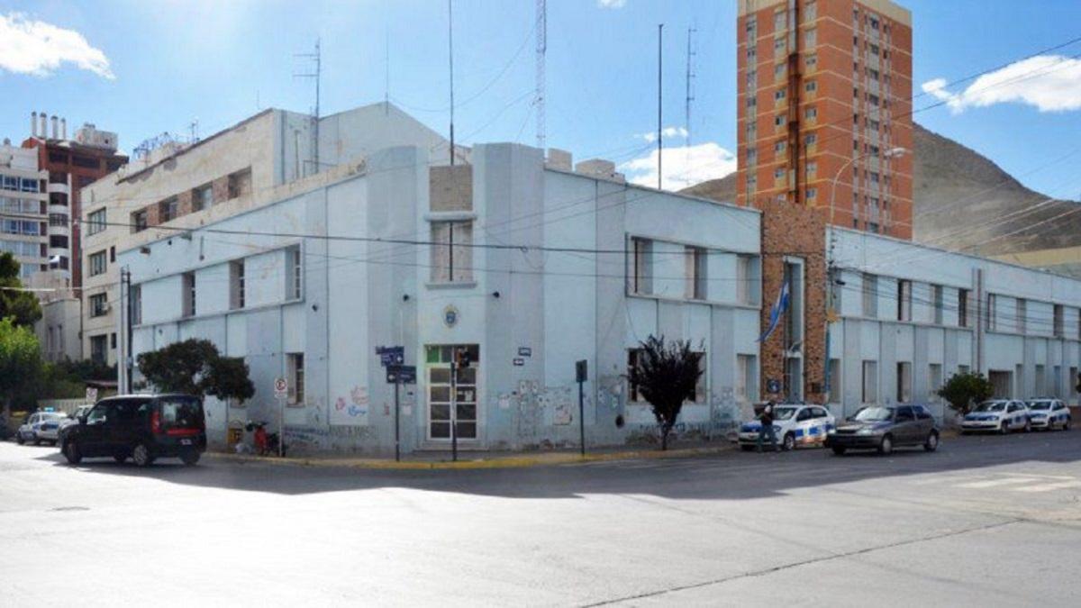 Seccional Primera de Comodoro Rivadavia.
