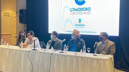 Los comodorenses tendremos nuestra Casa de Comodoro en Capital Federal. El anunció lo efectuó el intendente Juan Pablo Luque durante la tarde de este miércoles.