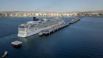 Convenio de hermandad entre los puertos de Madryn y Vigo