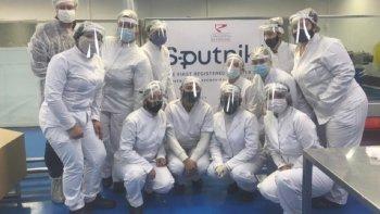 El segundo componente de la Sputnik se producirá en la Argentina