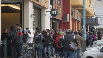 La desocupación en Comodoro y Rada Tilly es del 4,4%