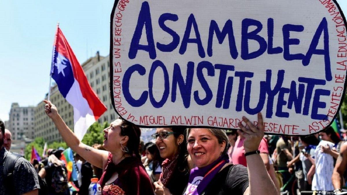 ¿Qué está discutiendo la Convención Constituyente en Chile?