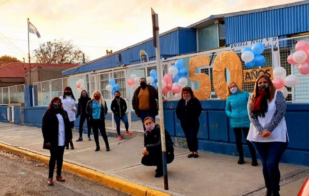 Convocan a una marcha en apoyo a la directora de la escuela N°39.