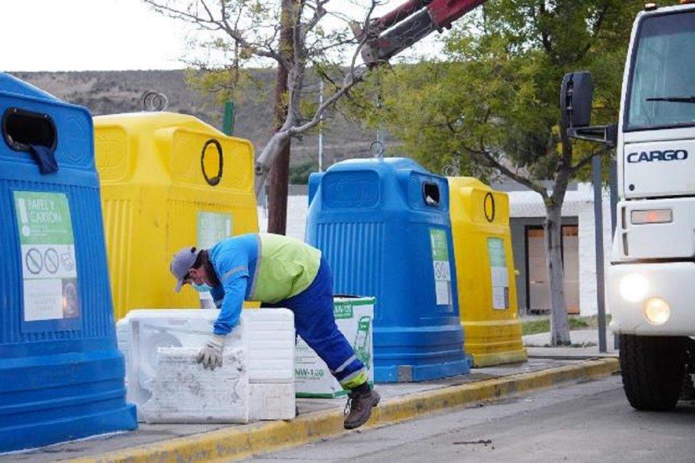 Rada Tilly busca optimizar la disposición de los residuos