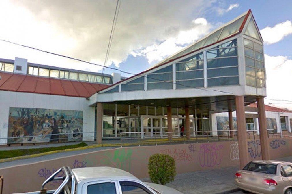 Esta semana comenzarían a rehabilitar sectores en el Hospital Regional Ushuaia.