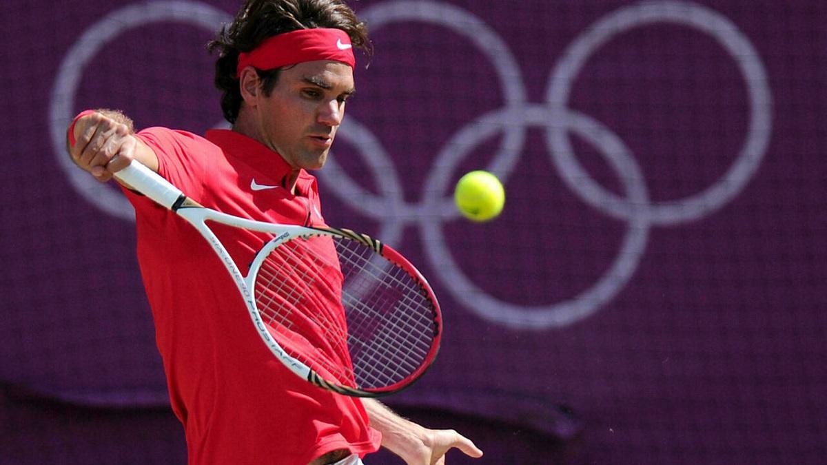 Federer se bajó de los Juegos Olímpicos de Tokio.