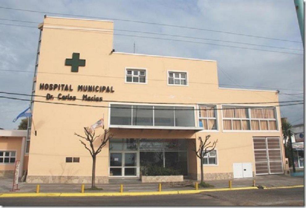 Hospital Dr. Carlos Macías de Mar de Ajó.