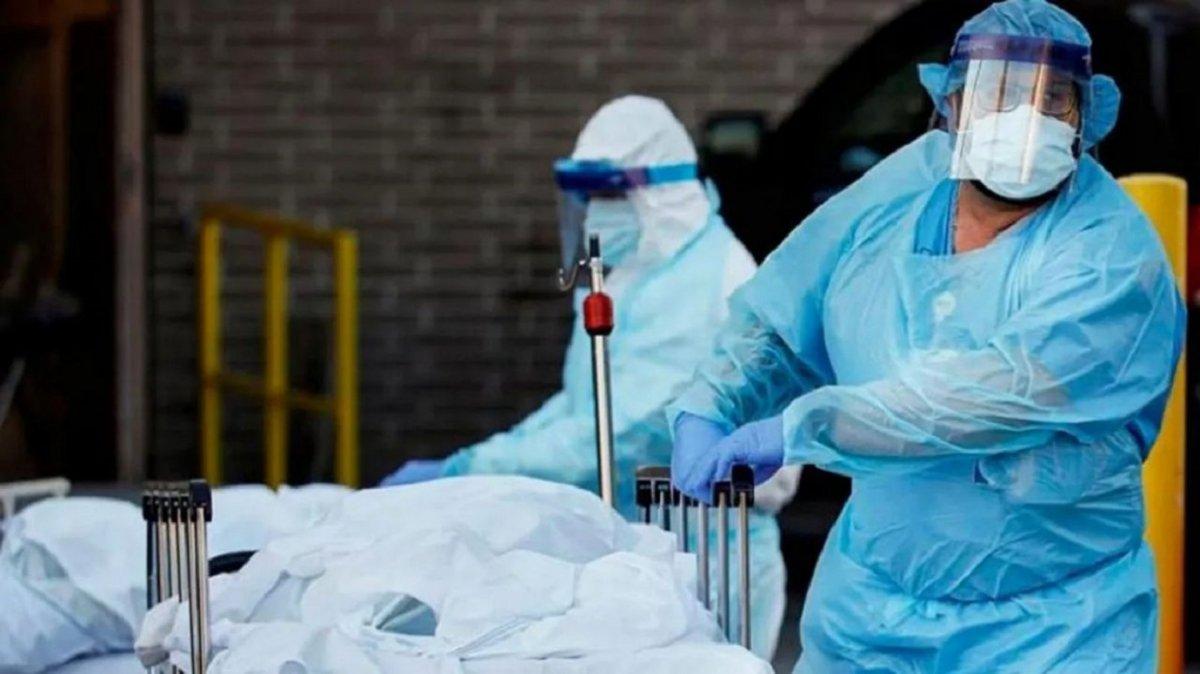 Coronavirus en Argentina: Confirmaron 276 muertes y 12.230 contagios en las últimas 24 hs.
