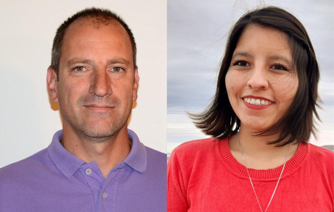 Saavedra y Masquijo ratificaron sus precandidaturas por el FIT