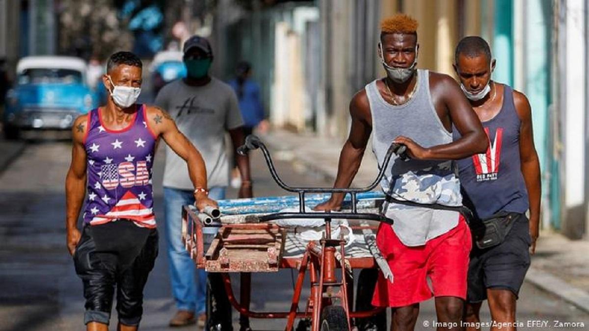 Muchos se empeñan en tratar de vender esa matriz de opinión de que en Cuba no hay bloqueo