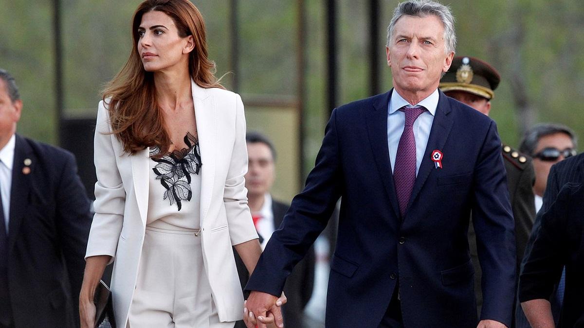 Juliana Awada desmintió los rumores de separación con Macri.