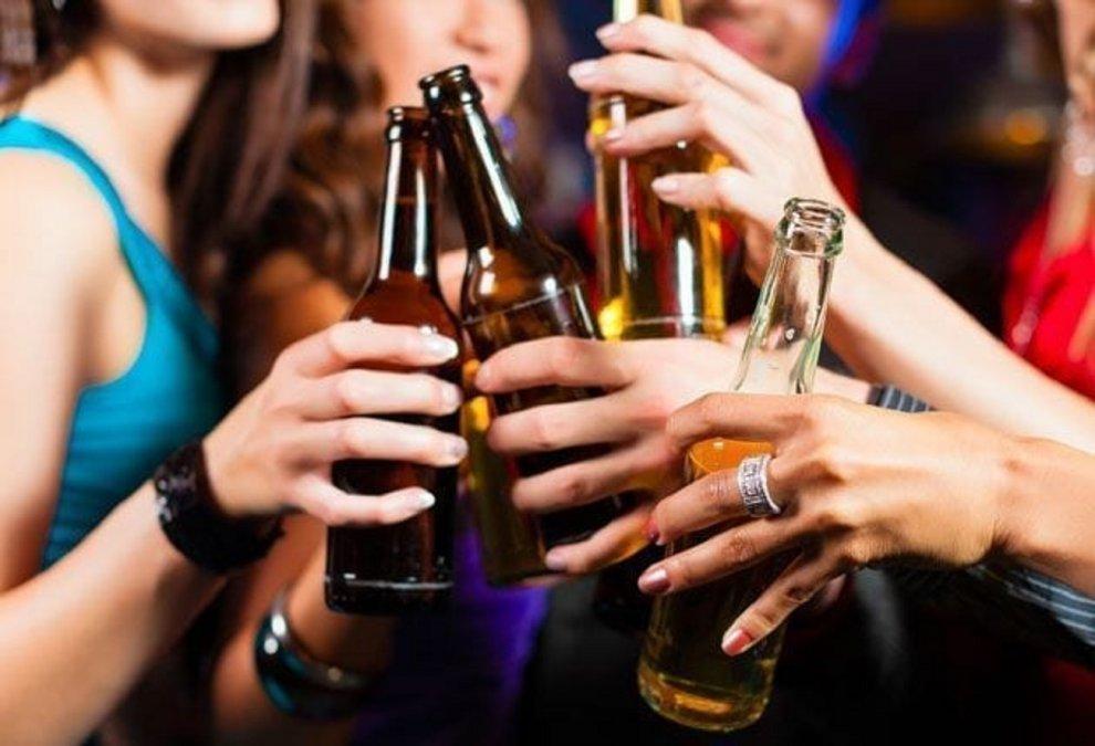 Chubut supera el promedio nacional de consumo de alcohol
