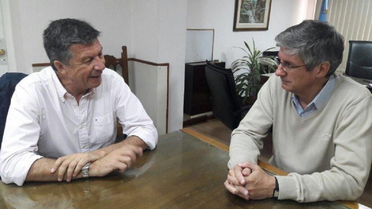 Menna respaldó una posible precandidatura de Ongarato: Expresa una renovación