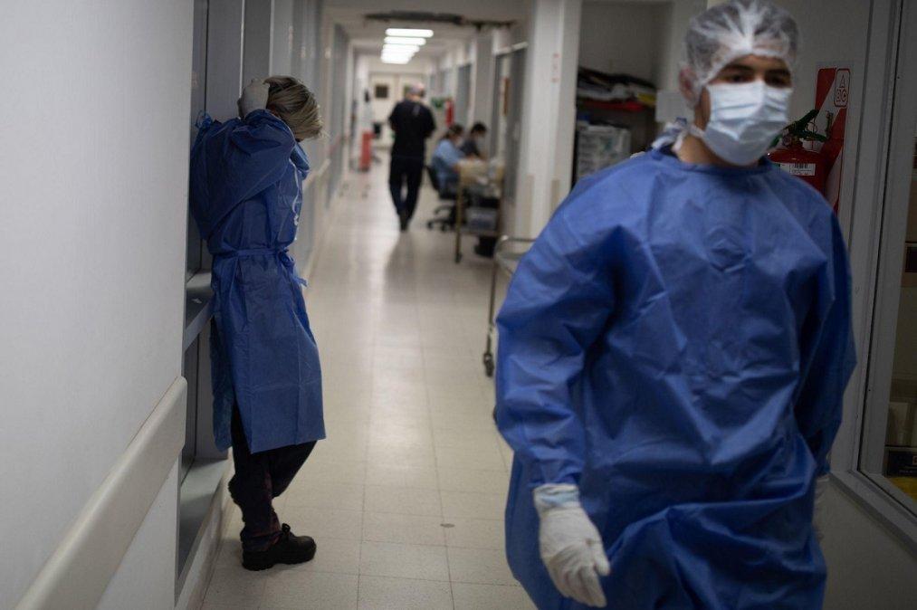 Coronavirus en Argentina: reportaron 17.261 nuevos contagios y 465 muertes.