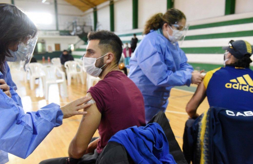 La información oficial fue brindada por el Ministerio de Salud de la Nación y precisa que el operativo de distribución será de un total de 1.468.000 dosis.