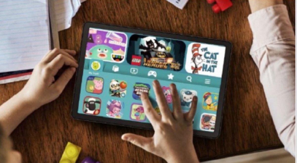 Se coordinó la concreción de la compra de tablets para los niños