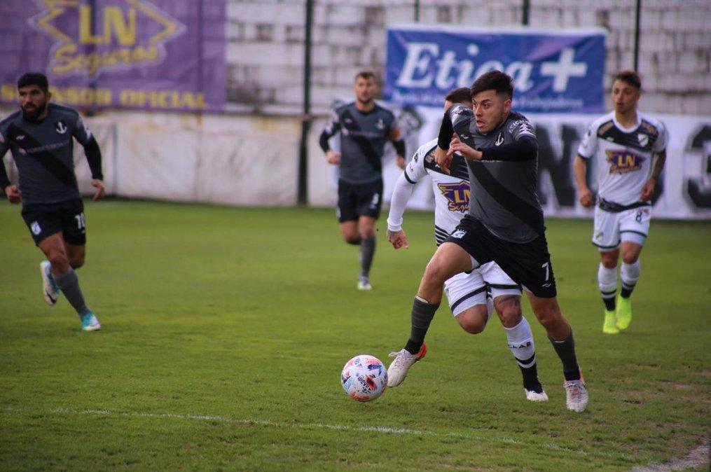 Brown perdió 3-0 como visitante con All Boys. Foto: Matías Arrascoyta.