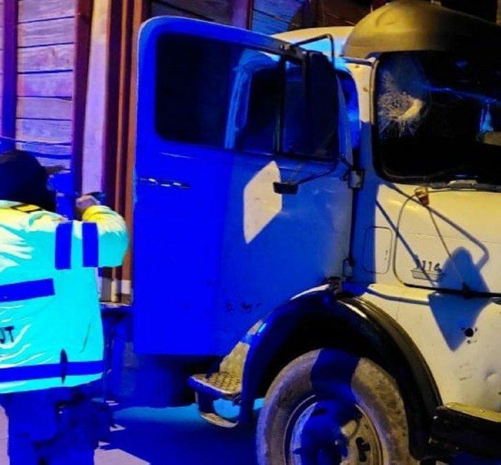 Camionero circulaba con 2,48g de alcohol en sangre