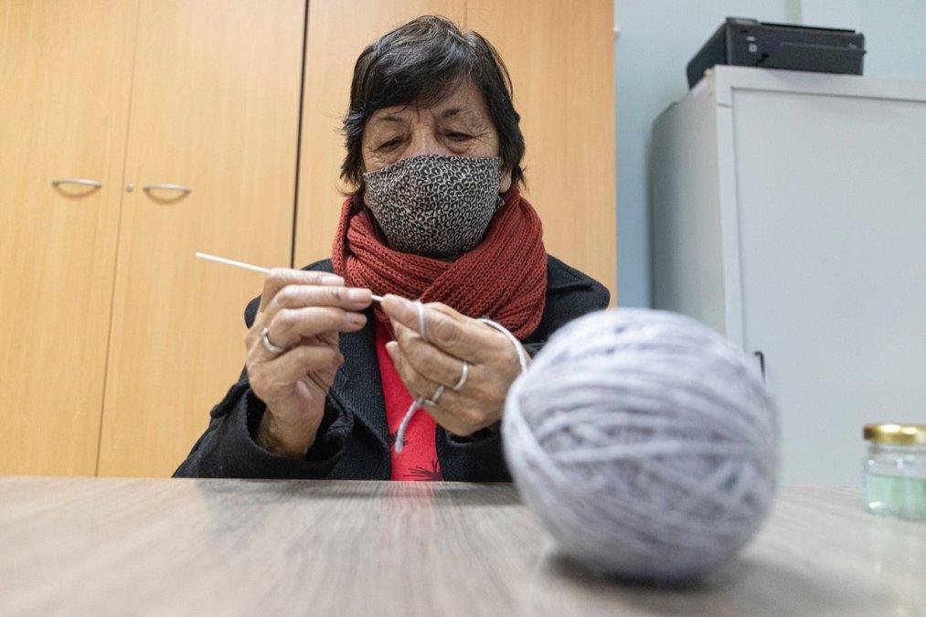 Los Adultos Mayores comenzaron con los talleres de estimulación física y cognitiva que ofrece el Municipio