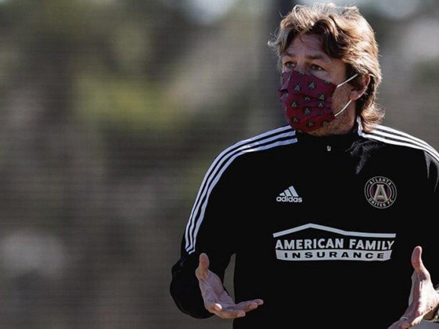 Gabriel Heinze fue despedido del Atlanta United.